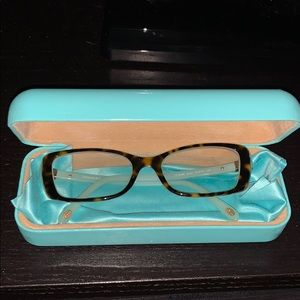 👓 Tiffany & co. tiffany blue turtle glasses 👓